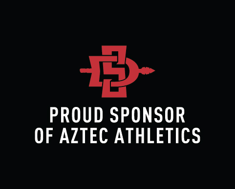 Proud Sponsor of Aztec Athletics