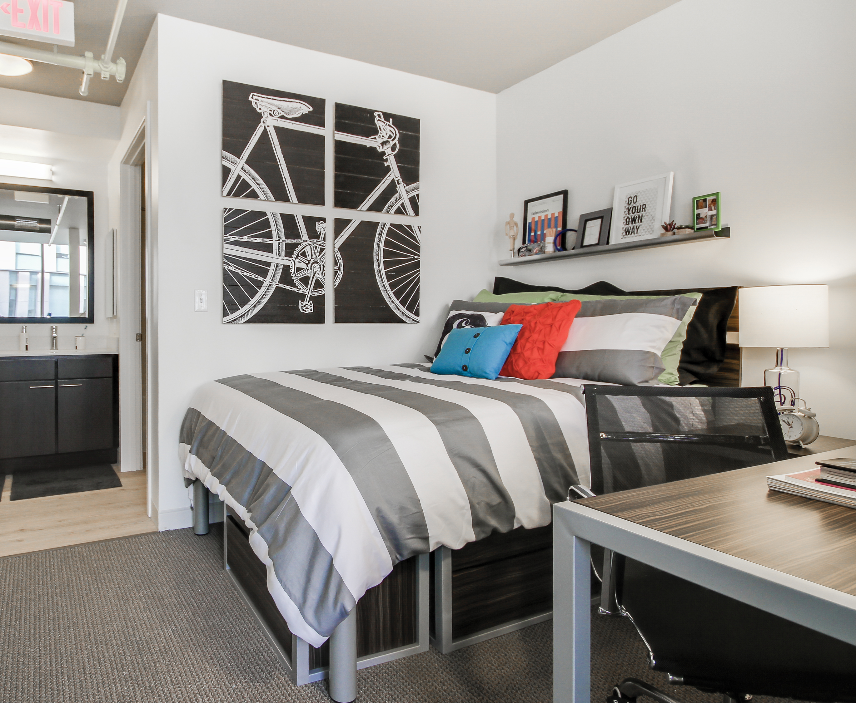 The Summit at University City: Student Apartments - 3400 ...