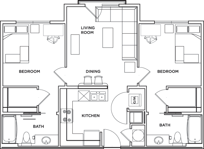 Floor Plan With Balcony on outdoor fireplace blower