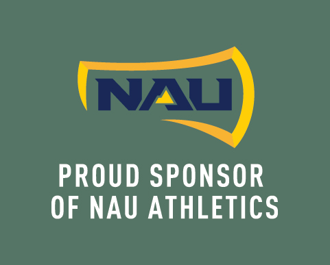 Proud Sponsor of Northern Arizona University Athletics