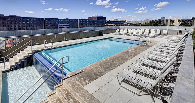 Student Apartments Vista Del Sol 701 E Apache Blvd