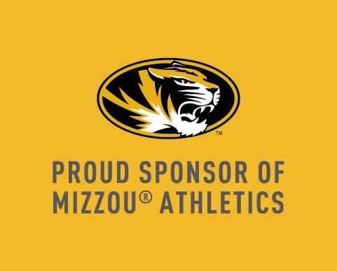 Proud Sponsor of Mizzou Athletics