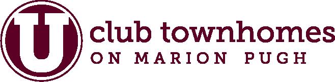 U Club Townhomes on Marion Pugh